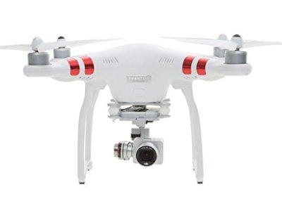 DJI Phantom 3 Standard - Dron con cámara 2.7K cuadricóptero