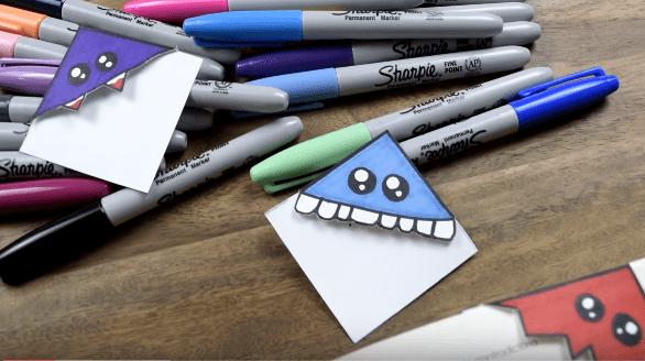 Cómo hacer marcapáginas originales para tus libros