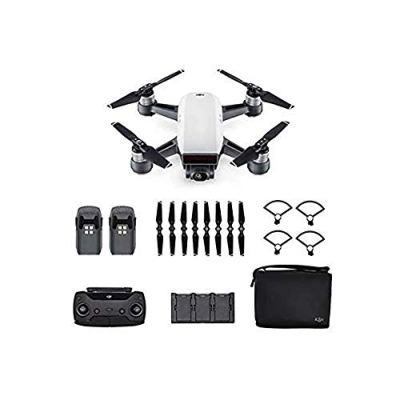 DJI Spark Fly More Combo - Dron cuadricóptero