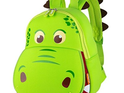 Mochila para niños Yisibo dinosaurio