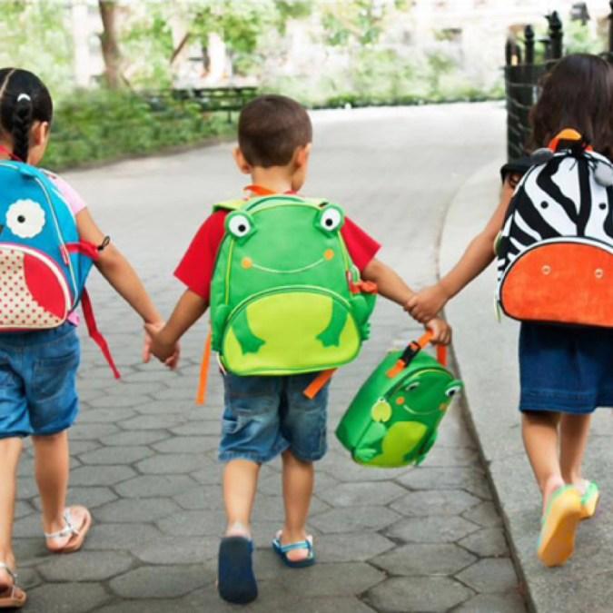 Mejores mochilas para niños pequeños en Amazon