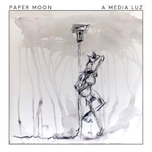 A Media Luz tango cd cover