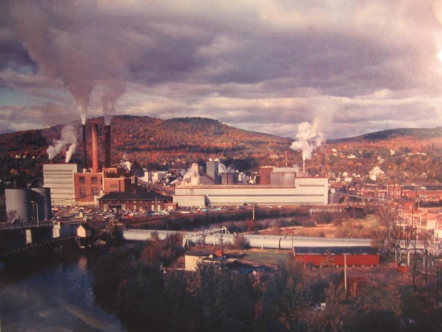 Explore Maine's history in the paper business