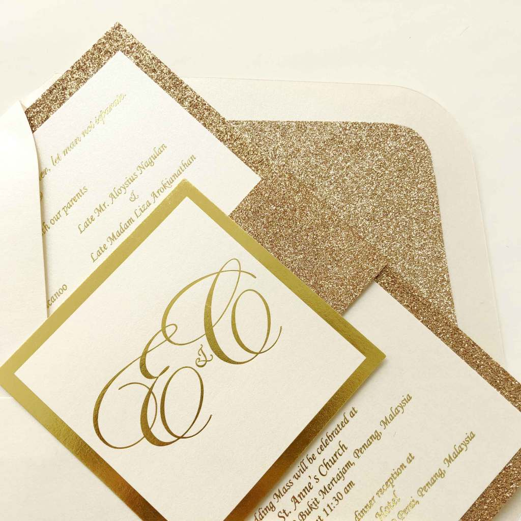 2019 WEDDING INVITATION CARD TRENDS 3