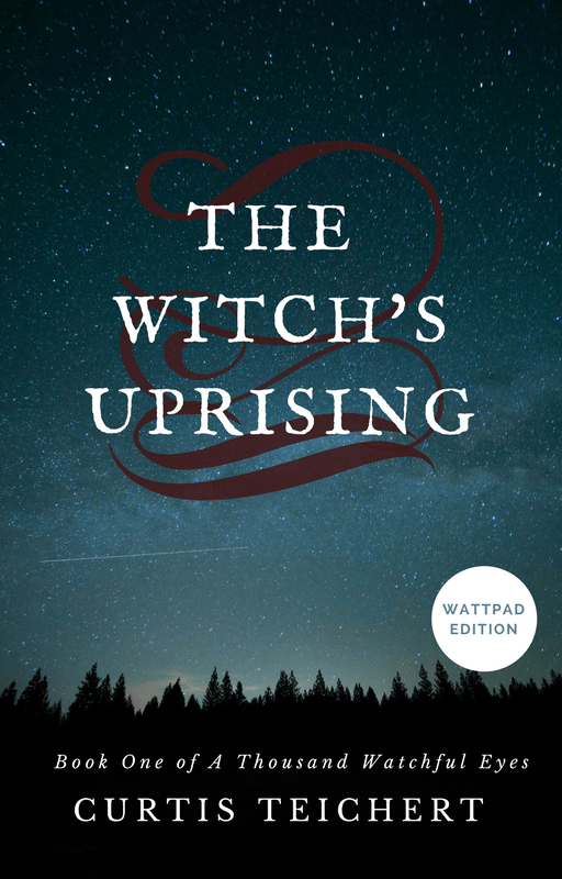 The Witch's Uprising: Book One of A Thousand Watchful Eyes - Nine-Novel Fantasy Series