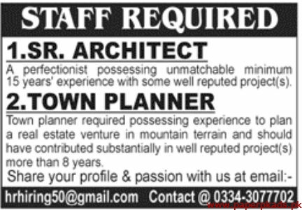 Private Sector Latest Jobs 2019