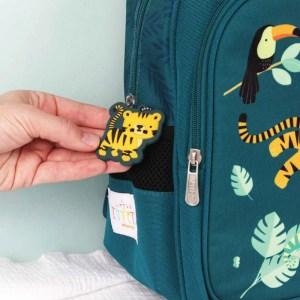 Backpack Jungle Tiger