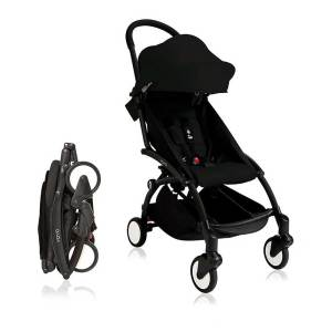 Babyzen-Yoyo-plus-Black-Stroller2