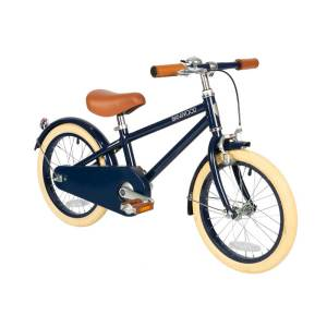 Banwood classic bike navy blue