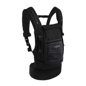 Physiocarrier Cotton All Black