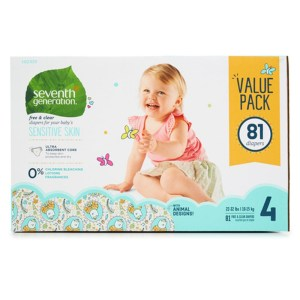 Stage 4 Diapers Mega Pack