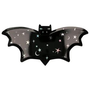 Meri Meri Sparkle Bat Plates