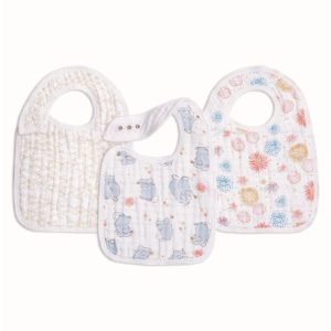Aden + Anais Classic Snap Bibs Year of the Mouse 3 Pack