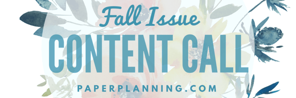 Fall 2018 Content Call FI