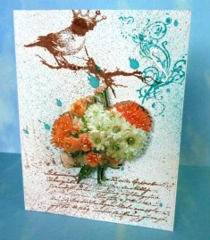 1409 flowers card