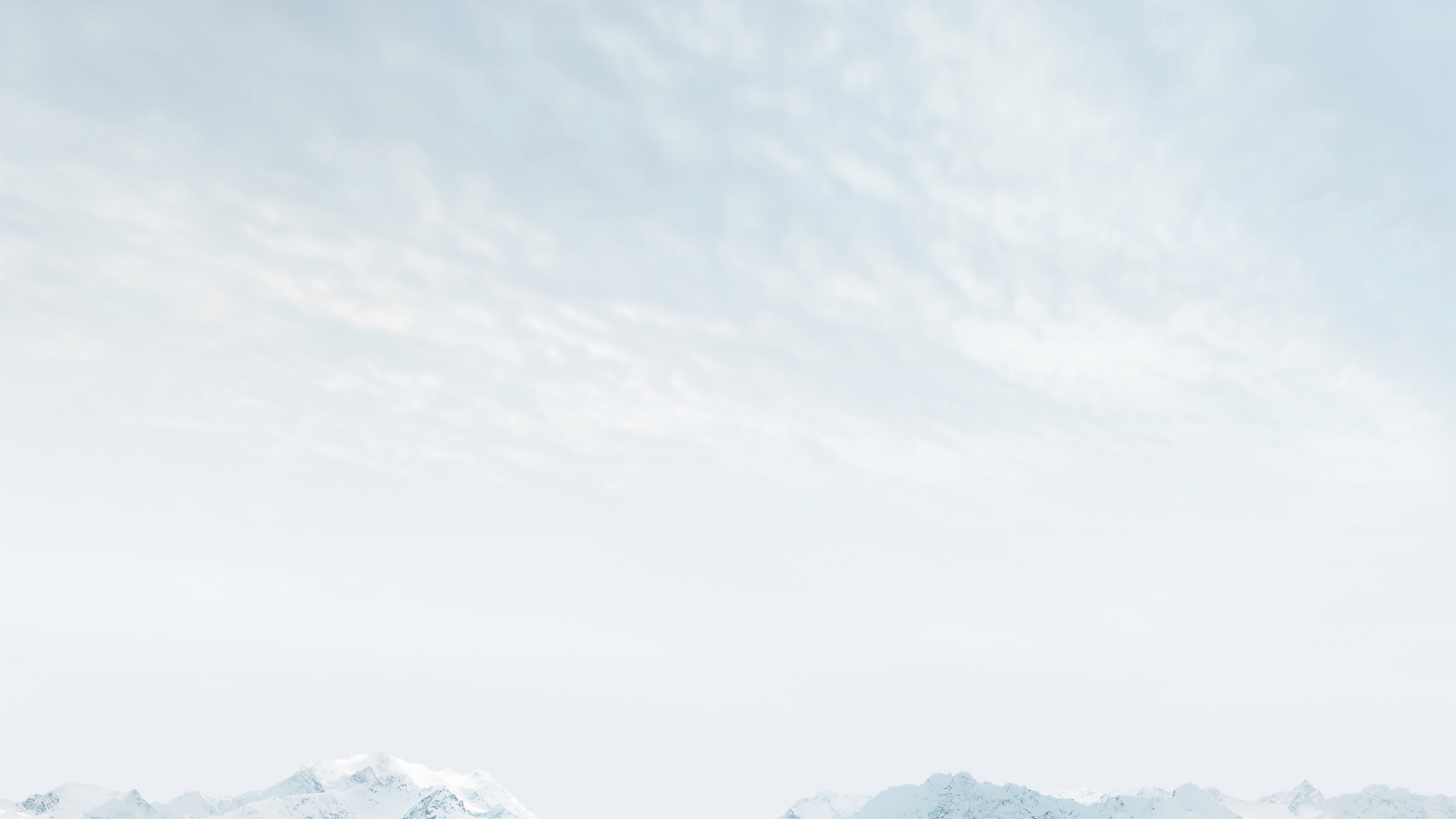 Ad11 Wallpaper Snow Mountain Ios8 Iphone6 Plus Official