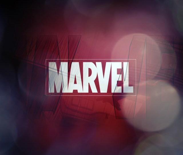 Ai Marvel Logo Film Art Illust Minimal Bokeh Papers Co