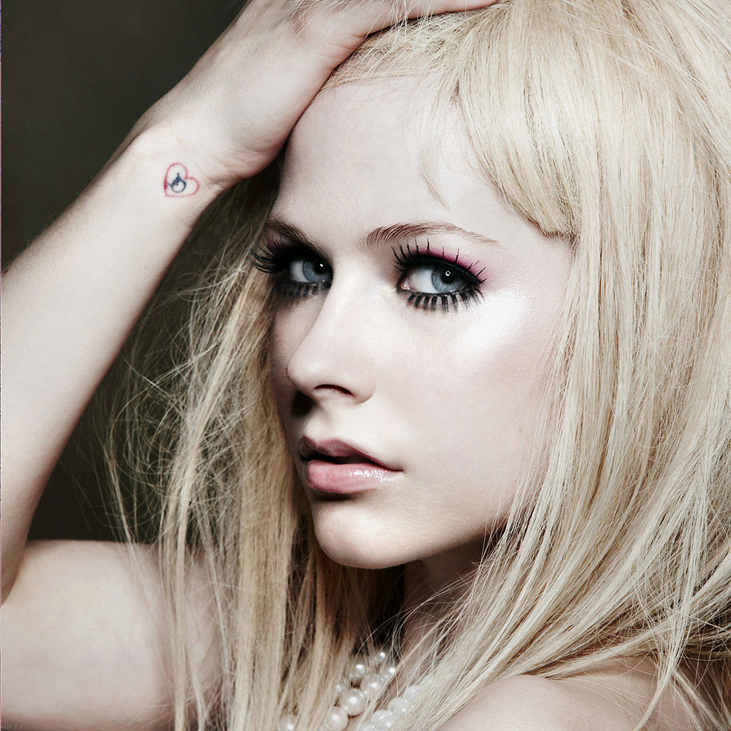 papers.co | ipad wallpaper | hb77-avril-lavigne-singer-songwriter