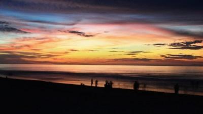 nw33-sunset-beach-sea-sky-vacation-nature-wallpaper