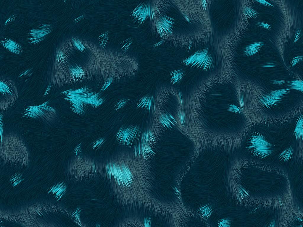 Black Dark Digital Blue Background And