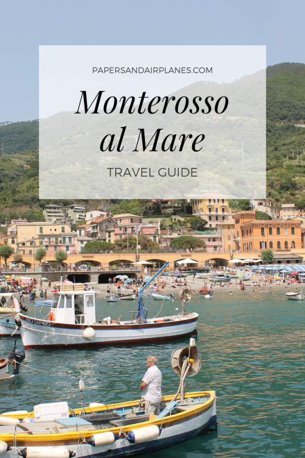 Monterosso al Mare Travel Guide