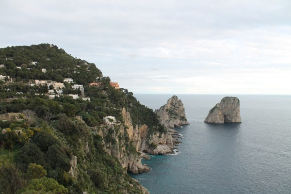 Capri Italy winter