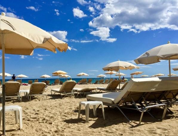 Barcelona Spain beach