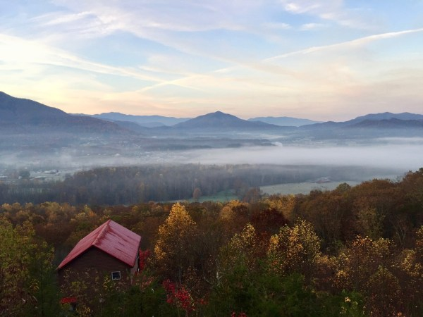 Great Smoky Mountains Tennessee cabin