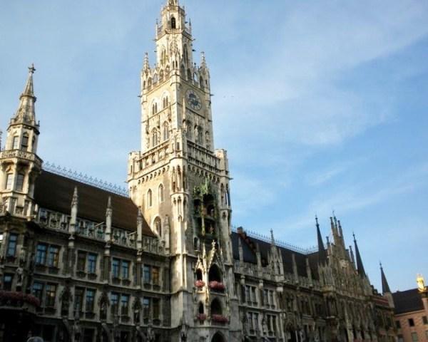 New Town Hall Munich Germany