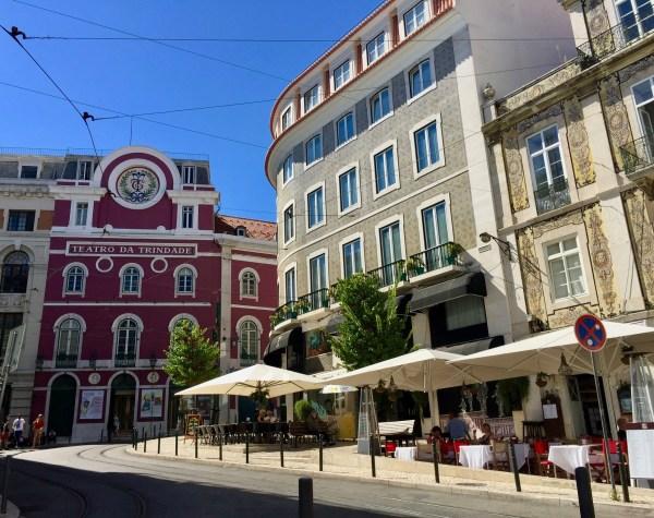 Chiado Lisbon