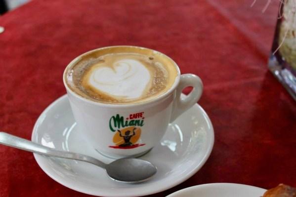 Cappuccino Rome