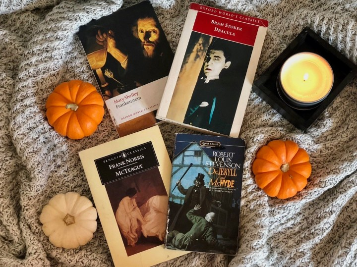 Four Classic Horror Stories for Halloween