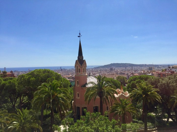 Two Days in Barcelona