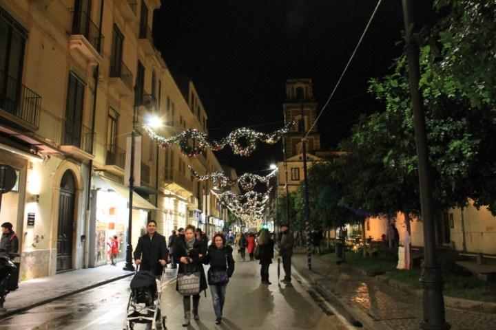 A Winter Weekend in Sorrento
