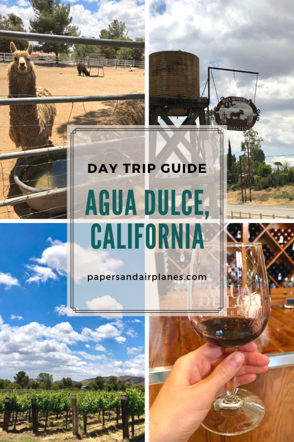 Agua Dulce, California Day Trip Guide