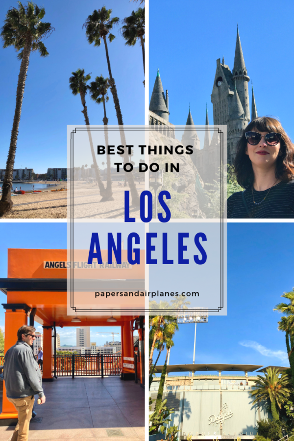 14 Best Things to Do in Los Angeles, California