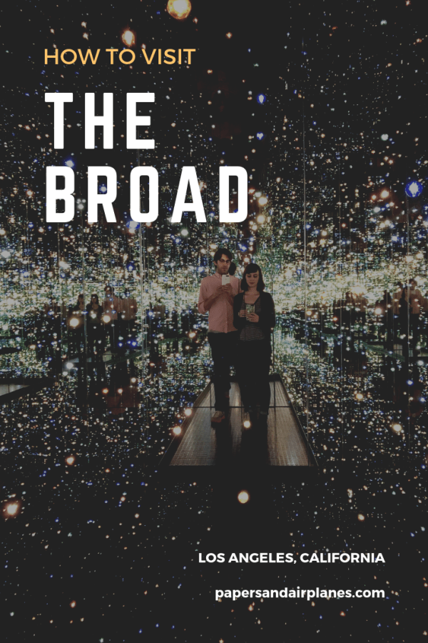How to Visit The Broad in Los Angeles