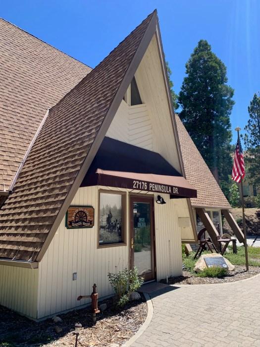 Mountain History Museum, Lake Arrowhead