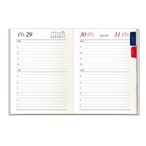 工商日誌一天一頁,公版橫式計劃內頁