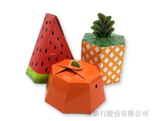 熱帶派對系列禮物盒,1