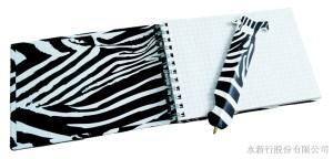 野生動物書籤筆筆記本-7050-NP,3