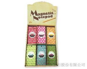 磁鐵便條本(車子)-便條紙MP-4806,1