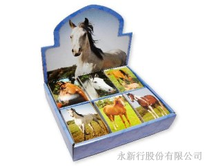 動物便條系列馬-便條紙_M-14441,1