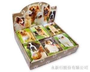 動物便條系列狗-M-14437狗便條紙,1