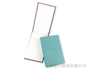 金蔥系列上翻精裝封面便條紙-便條紙_66-90M,3
