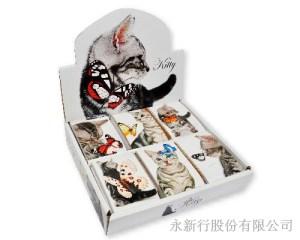 動物便條系列貓-便條紙_M-14423 ,1