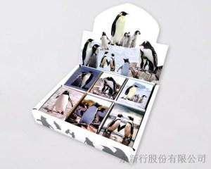 動物便條系列企鵝-企鵝便條紙M-14453,1
