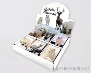 動物便條系列Polar_Animals便條紙-M-14452,1
