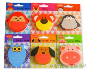 童話系列動物便利貼-便利貼_SN-9601,1