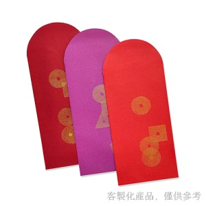 客製化精品紅包袋組合-精品紅包袋,1